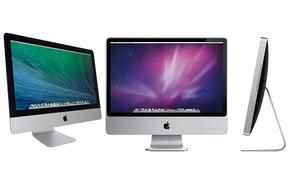"Apple iMac 21.5"" - 24"""