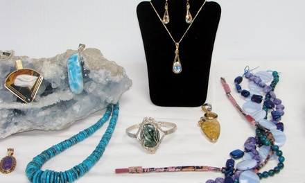 $15 for $30 Worth of Beads, Jewelry-Making Supplies, Jewelry, and Decor at Treasure Chest