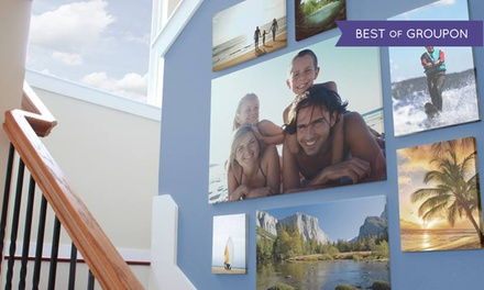 One 8x10, 11x14, 16x20, or 18x24 Canvas Print from Easy Canvas Prints (Up to 77% Off)