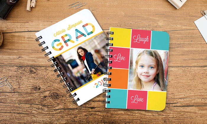 Ink Garden: One, Two, or Four Custom Photo Journals from Ink Garden (Up to 68% Off)