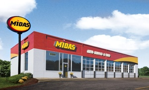 Midas - Seaford, NY: Oil-Change, State Inspection, or Winterization Package at Midas (Up to 60% Off). Four Options Available.