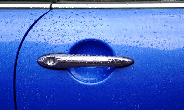 Clybourn Express Car Wash - Clybourn Express Car Wash: One Platinum Car Washes at Clybourn Express Car Wash (Up to 50% Off)