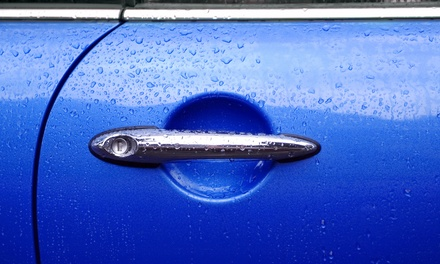 One or Five Platinum Car Washes at Southport Express Car Wash (Up to 62% Off)