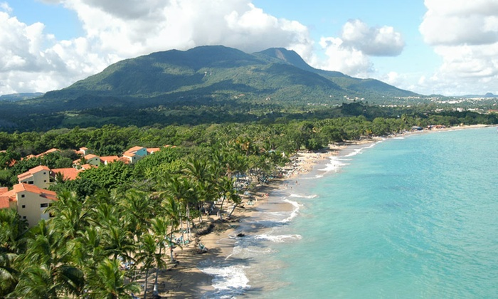 3-, 4-, or 5-Night All-Inclusive Stay at Puerto Plata Village in Puerto Plata, Dominican Republic Deals for only $339 instead of $570