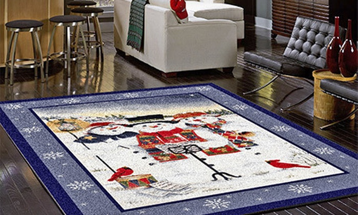 My Rug Dealer: American-Made Rugs from My Rug Dealer (Up to 66% Off). Two Options Available.