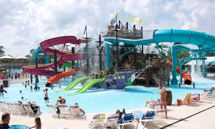 Jacksonville Beach Shipwreck Island Waterpark In