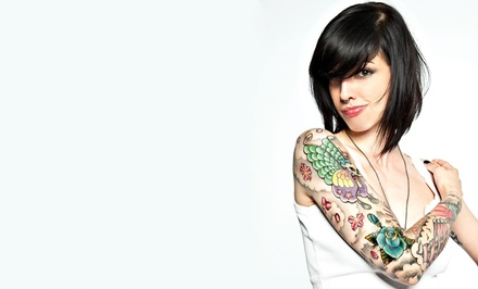 $55 for $100 Worth of Tattoo Services — Alter Ego Body Art Studio