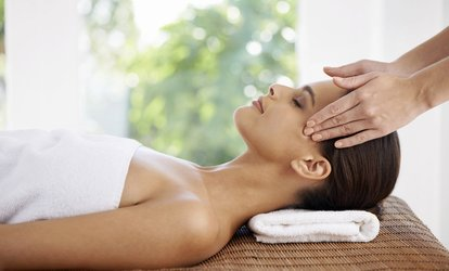 image for Facial and Back Massage at Jason Shankey Hairdressing (55% Off)