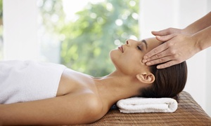 Jason Shankey Hairdressing: Facial and Back Massage at Jason Shankey Hairdressing (55% Off)