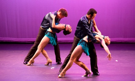 8, 12, or 24 Dance Classes at World Dance Co. (Up to 69% Off)