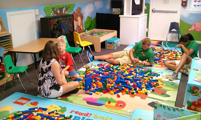 The Sandbox - Hilton Head Island: Children's Museum Visit for Two or Four at The Sandbox (Up to 54% Off)