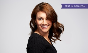 Pretty Hair Salon: Haircut with Choice of Condition, Color, or Highlights at Pretty Hair Salon (Up to 58% Off)
