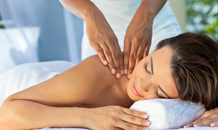 Hibiscus Therapeutic Center - Montclair Heights: One or Three 50-Minute Swedish, Deep-Tissue, or Hot-Stone Massages at Hibiscus Therapeutic Center (Up to 67% Off)