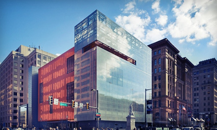 National Museum of American Jewish History - Center City East: Visit for Two or Four to National Museum of American Jewish History (Up to 52% Off)