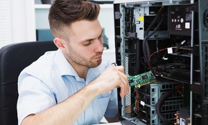 The Computer Store: $80 for $125 Worth of Computer Repair — computers parts, sales, & service