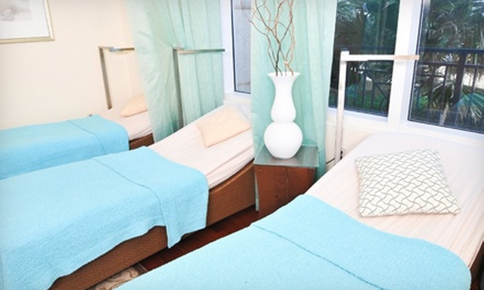 SiSpa - Palm Beach Marriott Singer Island Beach Resort & Spa: Spa Day for One or Two with Massage, Facial, and Access to Amenities at SiSpa (55% Off)