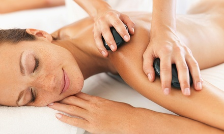 Choice of 60- or 90-Minute Massage or Five Sessions of 60-Minute Massages at Wolverton Beauty (Up to 56% Off)