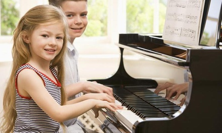 Up to 53% Off Private Piano Lessons at Bravo Performances