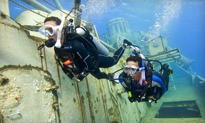 International Scuba - Carrollton: $149 for a PADI Scuba Certification Class at International Scuba ($329 Value)