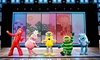 """""""Yo Gabba Gabba! Live!"""" - Andrew Jackson Hall - Tennessee Performing Arts Center: """"Yo Gabba Gabba Live! Music Is Awesome!"""" on Tuesday, November 11 at 3 p.m. or 6 p.m. (Up to 39% Off)"""
