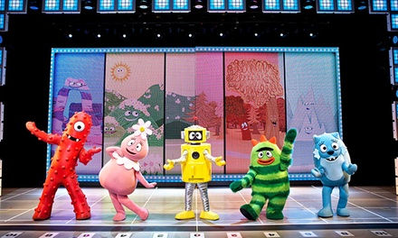 One G-Pass to Yo Gabba Gabba! LIVE! Music Is Awesome! at Comerica Theatre on November 25 (Up to 37% Off)