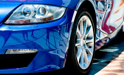 image for Engine Compartment <strong>Detailing</strong> or Headlight Restoration at Pioneer Car Wash & Detail (Up to 56% Off)