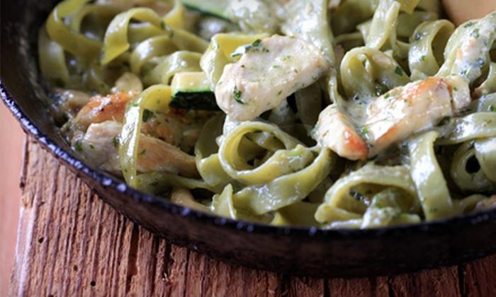 Portobello Restaurant & Bar - Downtown Toronto: C$40 for a Four-Course Italian Dinner for Two at Portobello Restaurant & Bar (C$101.60 Value)