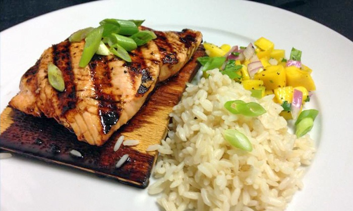 Brodo - Amherst: American Dinner Cuisine at Brodo (50% Off). Two Options Available.