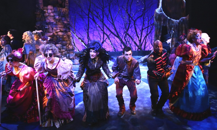 """Into the Woods"" - California Theatre of the Performing Arts: ""Into The Woods"" on Saturday, June 11, at 2 p.m. or 8 p.m."