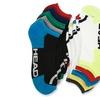 HEAD Men's No-Show Moisture Wicking Socks (20-Pack)