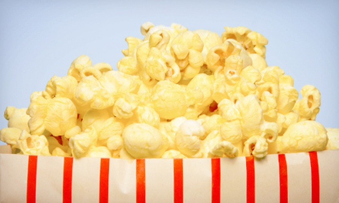BlueLight Cinemas 5 - Cupertino: 2, 4, or 10 Movies with Popcorn and Drinks at BlueLight Cinemas 5 (Up to 62% Off)