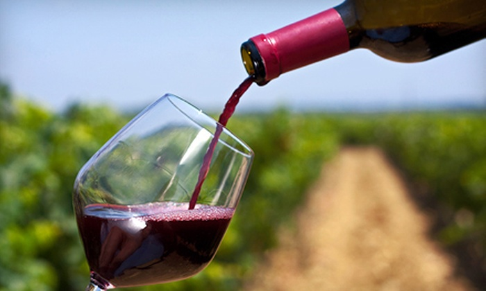 Detour Vineyard and Winery - 10, Middleburg: $10 for Wine Tasting and Six-Ounce Keepsake Glasses for Two at Detour Vineyard and Winery ($20 Value)