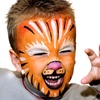 Half Off Halloween Costume or Face Painting