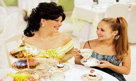 Children's Party at Magnolia Terrace Tea Room and Bistro (Up to 54% Off). Five Options Available.