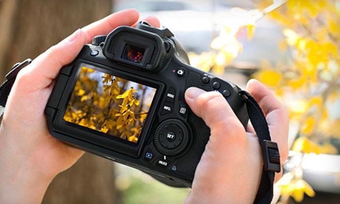 DSLR Workshops by Okello Dunkley - North Central: Three-Hour Digital-Camera Workshop for One or Two at DSLR Workshops by Okello Dunkley (Up to 52% Off)