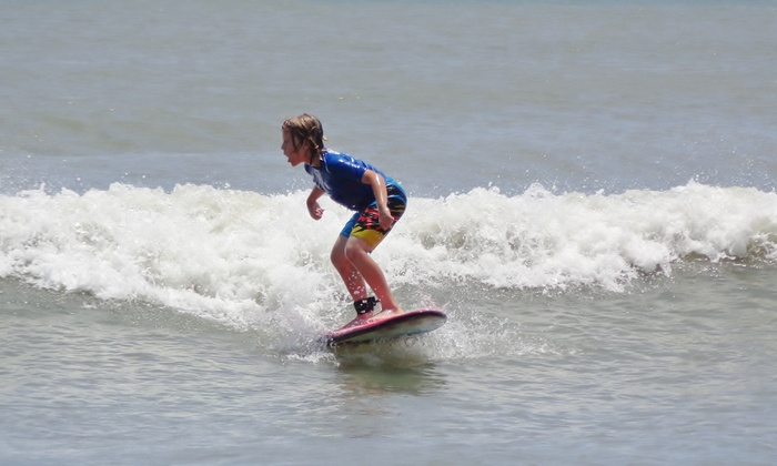 Grom Gear - Colony Condo: Up to 56% Off 1-Day Soft Top Surfboard Rental at Grom Gear