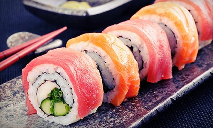 Tokyo Sushi & Hibachi - Sioux Falls: $15 for $30 Worth of Japanese Cuisine Sunday–Thursday or Friday and Saturday at Tokyo Sushi & Hibachi