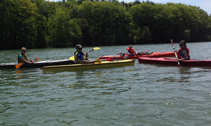 Canadice Lake Outfitters - Canadice: Up to 50% Off Kayak or Canoe Rental at Canadice Lake Outfitters
