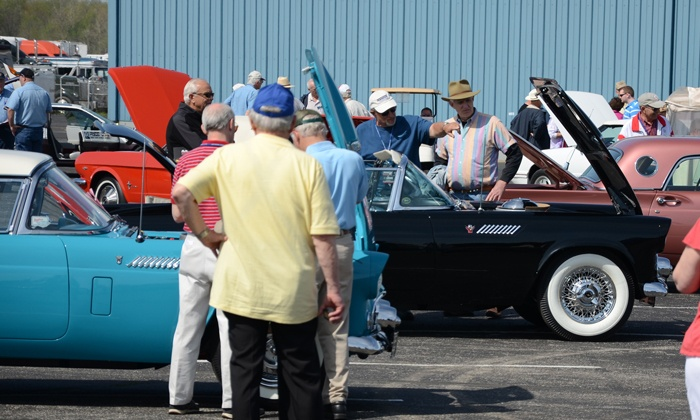 Auctions America - Indiana - Auburn: Single-Day or Weekend Admission to Collector Car Auction for Two on May 7-9 from Auctions America (Up to 50% Off)