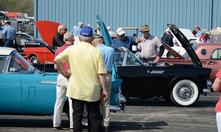 Single-Day or Weekend Admission to Collector Car Auction for Two on May 7-9 from Auctions America (Up to 50% Off)