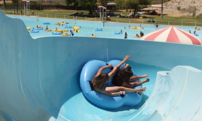 Breakers Water Park - Marana: Single-Day Visit with Nachos and Soda for One or Two at Breakers Water Park (Up to  41% Off)