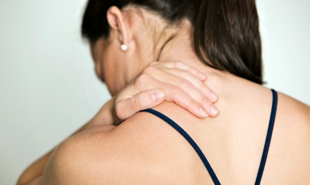 One or Three Laser Heat Therapy Treatments at Health First Chiropractic and Rehab (Up to 90% Off)