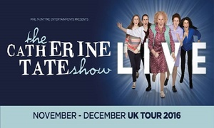 Various Locations: The Catherine Tate Show, 7–30 November, Multiple Locations