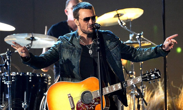 Eric Church - Prudential Center: Eric Church at Prudential Center on Sat., 5/2, at 7:30 p.m. - Full Price Ticket w/ $10 for Food