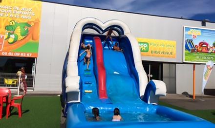 Entrées en illimité pour enfants de 3 à 12 ans dès 8 € au CrocoPark
