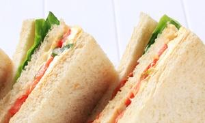 You Catering Eventos: Desde $159 2, 4 y 6 docenas de sándwiches de miga surtidos en You Catering Eventos
