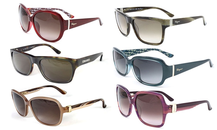Salvatore Ferragamo Women's Designer Sunglasses