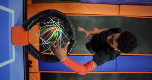 Up to 46% Off Jump Passes or Birthday Party at Sky Zone at Sky Zone, plus 9.0% Cash Back from Ebates.