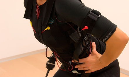 2, 4 o 6 sesiones de electroestimulación muscular o entrenamiento funcional con entrenador personal desde 29 € en Nytta