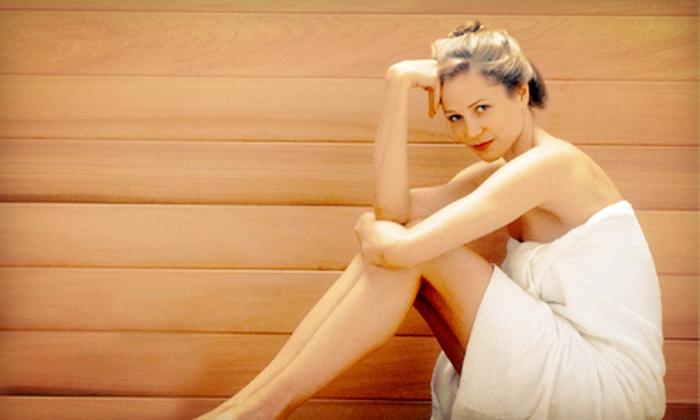 Tipp City Medical Massage - Tipp City: 3, 5, or 10 Infrared Sauna Sessions at Tipp City Medical Massage (Up to 87% Off)